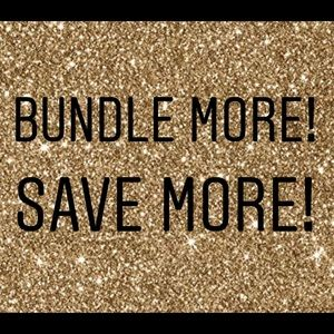 Bundle more! Save more!